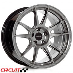 Circuit Performance CP32 18x10.5 5x114.3 Hyper Black +22
