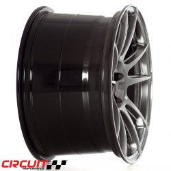 Circuit Performance CP32 18x10.5 5x114.3 Hyper Black +35