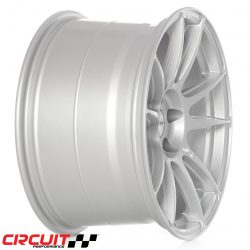 Circuit Performance CP32 18x10.5 5x114.3 Silver +35