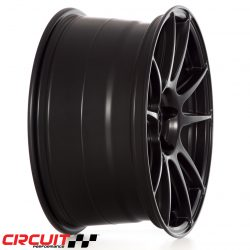 Circuit Performance CP32 18x9 5x114.3 Flat Black +35