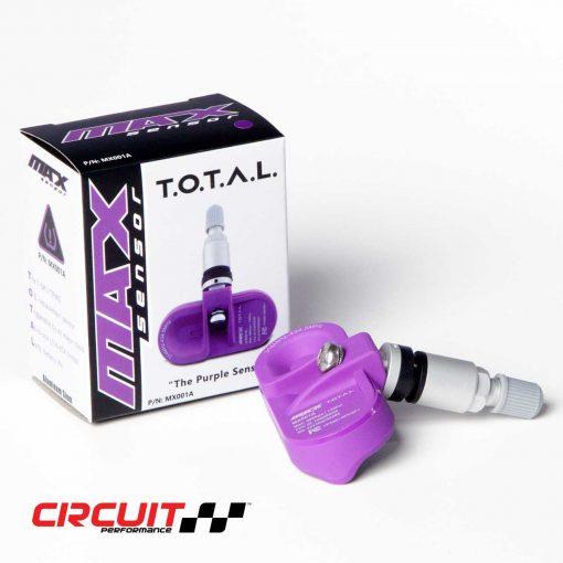 MAX Sensor MX0001A TPMS Sensor with packaging